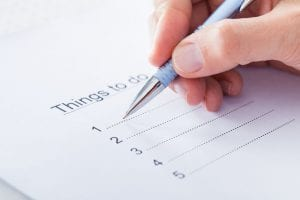 Start Your Moving Checklist With Available Moving Companies