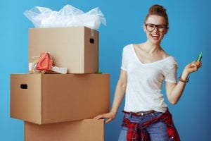Organize Moving Movers