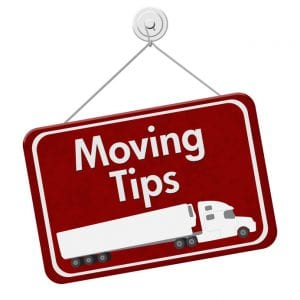 Moving Company Moving Organization Tips