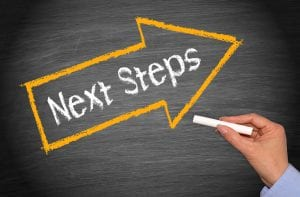 Next Steps moving companies planning ahead