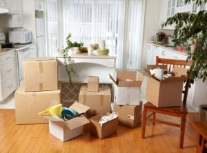 moving process packing ready movers