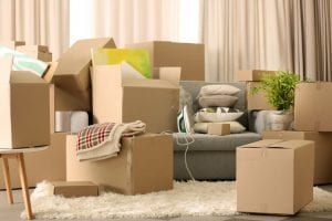 moving company packing for move