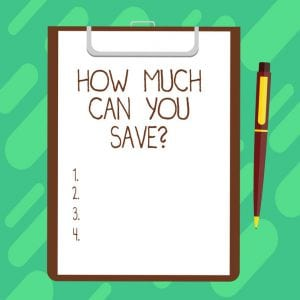 How Much Can You Save With Your Personal Mover