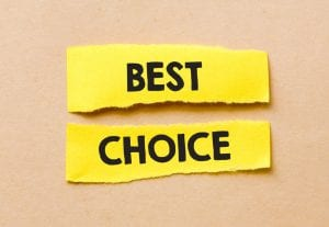 Determine Best Choice Moving Company