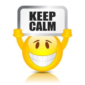 Keep Calm Were Here To Help Moving Company Movers