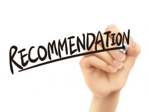 Recommendation moving companies